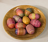 Ron Beattie - Maple Eggs in a Bowl
