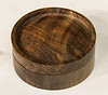 LeRoy Monson - Walnut Lidded Box