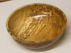 Rob Beattie - Spalted Maple Bowl