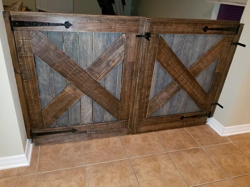 Baby Barn Doors March 2018