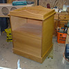 "White oak Baby changing unit. Made by  <a href=""http://www.harrisonwoodwork.com"">http://www.harrisonwoodwork.com</a>"