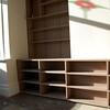 "American lack Walnut Alcove units. Custom made by  <a href=""http://www.harrisonwoodwork.com"">http://www.harrisonwoodwork.com</a>."