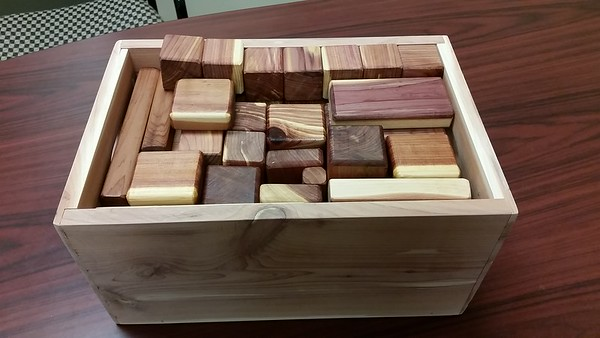 Boxes and Blocks