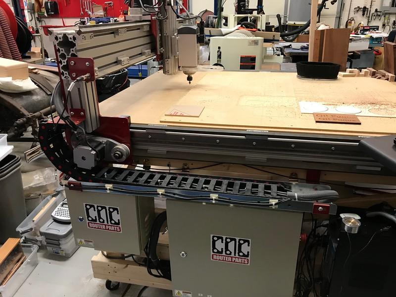 CNC Router Parts PRO4848