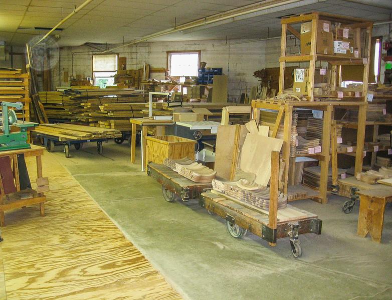 Amana Tour - Furniture Construction Division