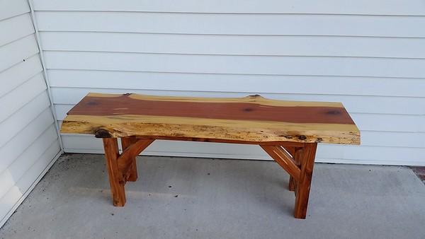 Cedar Patio Tables