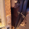 "Door frame repair by  <a href=""http://www.urmstonhandyman.co.uk"">http://www.urmstonhandyman.co.uk</a>"