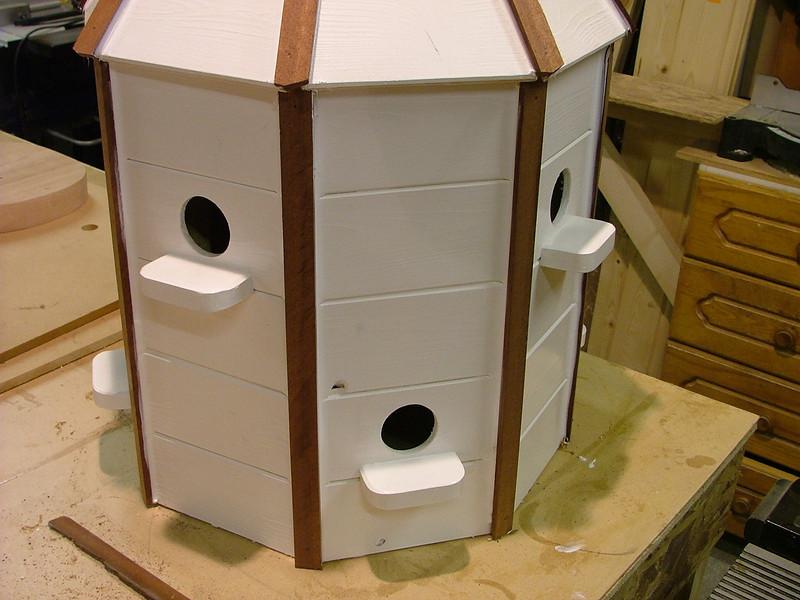 """Dovecote Custom made dovecote by  <a href=""""http://www.harrisonwoodwork.com"""">http://www.harrisonwoodwork.com</a>"""
