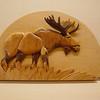 INtarsia Moose - 2006<br /> <br /> $225