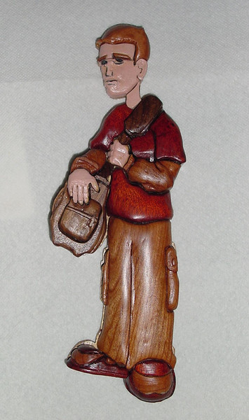 Characture by John C. Labor
