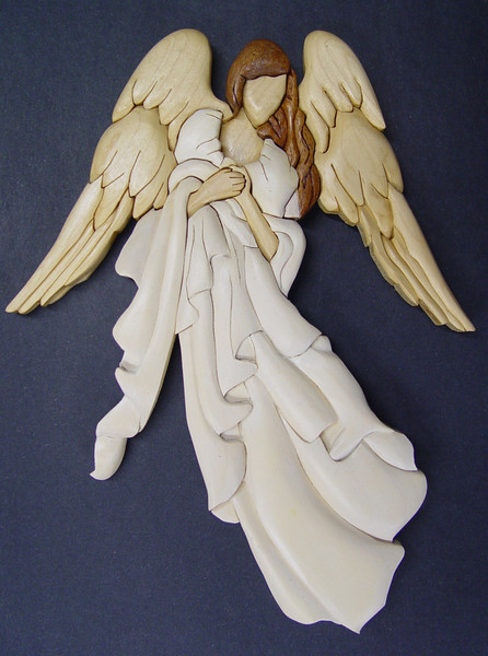 Charlie's Angel - Hand Crafted by Jack Labor - - 2009<br /> <br /> $75