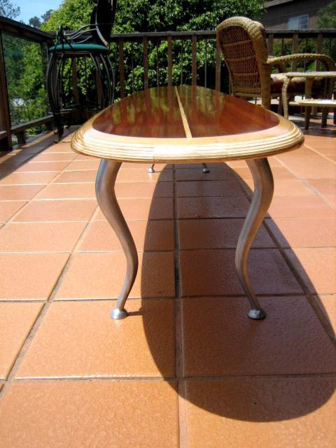 8' Catalina coffee table