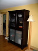 Joe Kucera built this hutch for his daughter.  He used maple and birch plywood.