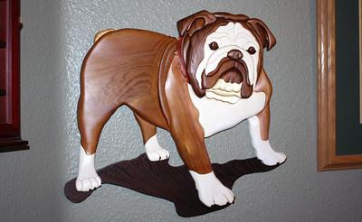 Bulldog for Jamey