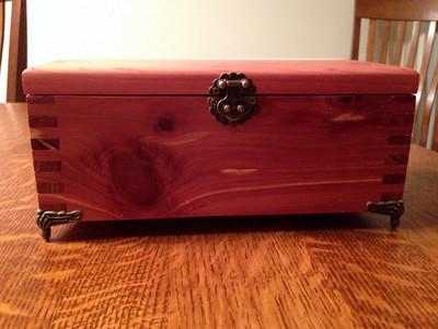 Jewlery/Ring Box