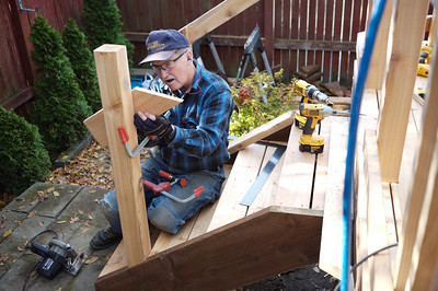 Kan-Do Construction, on a deck in the 2200 block of 85th NW in Ballard