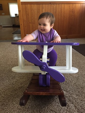 Kaylee Airplane Rocker