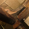 "Some of the corner blocks are loose. By  <a href=""http://www.harrisonwoodwork.com"">http://www.harrisonwoodwork.com</a>"