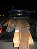 A load of misc wood from Alderwood: maple, walnut, eucalyptus, elm, olive, madrone, acacia
