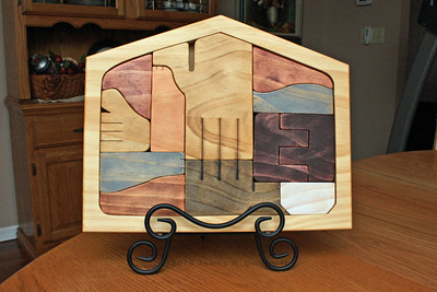 Nativity Puzzle for Angie