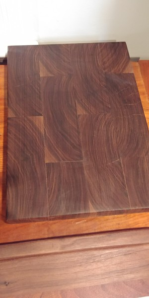 Chopping Block: Walnut