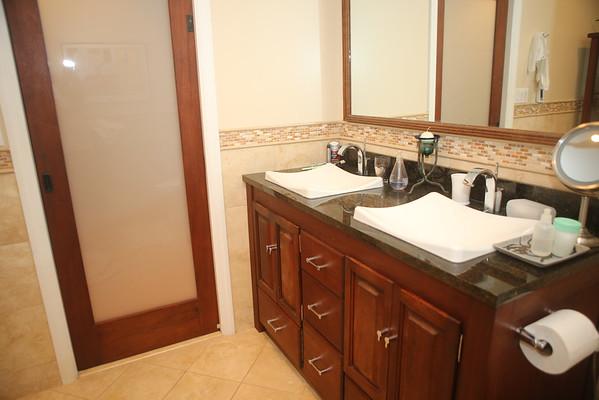 Bathroom Vanity<br /> Solid Mahogany<br /> Full Extension, Soft-close Drawers<br /> Custom Designs