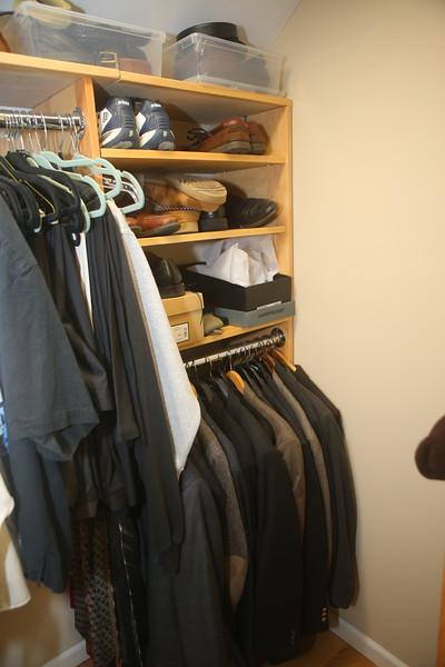 Custom Closet System<br /> Birch