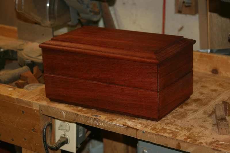 Small Box<br /> Solid Bubinga