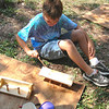 Max Varnishing <br /> He was sick that day.