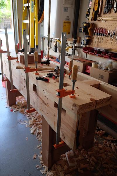 Gluing the top