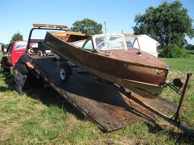 Chesapeake Bay Maritime Museum Auction Find. 1956 Penn Yan Sealiner