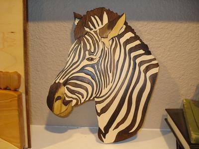 Zebra for Carlie