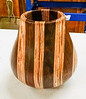 Tom Whalley turned this Segmented Vase  Nov 2016