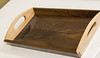 Nathan Kress made this dovetailed Serving Tray  Oct 2017