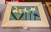 Dave Grieve showed this Memory Box with Inlay Top he made - Jan 2019