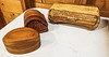 Craig Ruegsegger showed several Bandsaw Boxes he made - Apr 2019