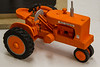 Ron Stoen made this model Allis-Chalmers tractor.  Apr 2018