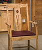 John Twedt made this Chair.  Sep 2017