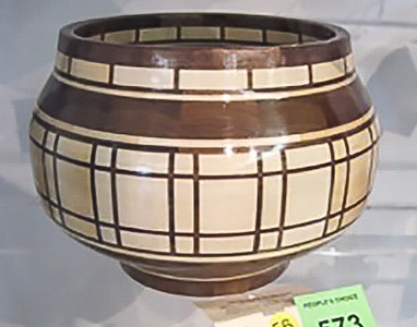 Dave Rabe entered this Segmented Bowl.