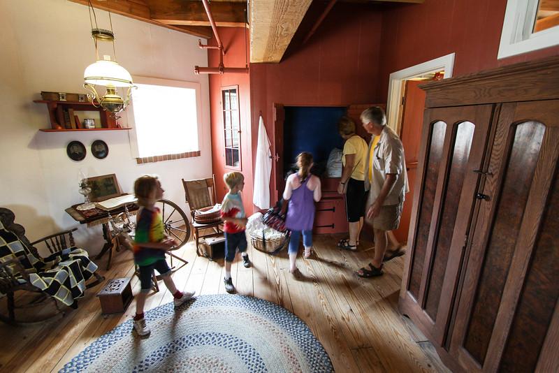 Summer Tour - Vermeer Grain Mill, Interpretive Center and Historical Village in Pella, Iowa - June 2012