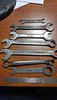 A conglomerate of smallish wrenches, Herbrand, Unmarked and one Yankee