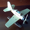 Pontoon landing gear;