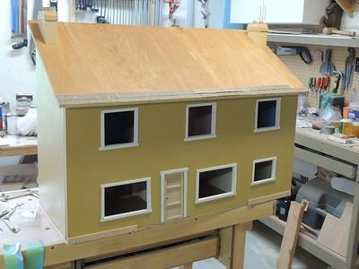 Doll house for Ellen