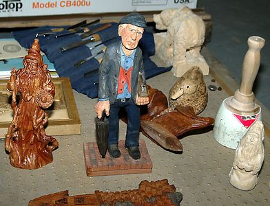 Sample carvings