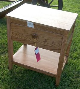 An end table.Return to Woodworkers Guild