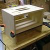 Tool Tote/Step stool