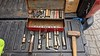Box o Sockets, stuff in the box is generics, asian made, etc  Others include P&C, Craftsman, Snap-on, Proto and
