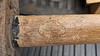 Anyone recognize this mark on the 3-1/2# hammer? Marked 1500 on the head