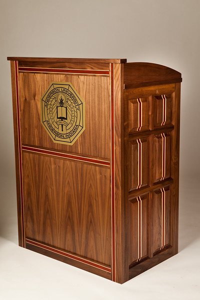 Anderson University Lectern