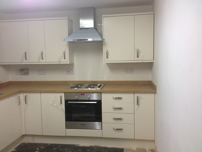 Howdens kitchen , supplied and fitted